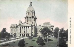D/B Illinois State Capitol Springfield IL