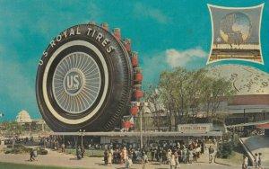 NEW YORK CITY , 1965 ; U.S. Rubber
