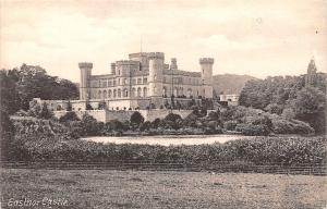 Eastnor Castle, Chateau, Schloss souvenir, Frith's Series