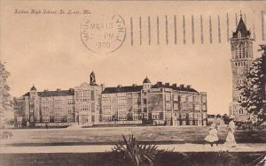 Missouri Saint Louis Soldan High School 1909