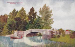 Wisconsin Milwaukee New Bridge Washington Park