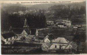 CPA Corcy - Vue Panoramique - Environs de Villers-Cotterets (1062600)
