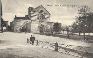 Italy Assisi Chiesa e Convento di Santa Chiara 05.38