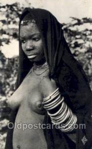 Region De Loango  African Nude Nudes, Old Vintage Postcard Post Card  Region ...