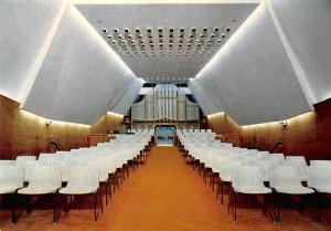 Belgium Zandhoven Domein Hooidonk Feestzaal met Orgel