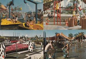 Childrens Village Ontario Place Canadian Postcard
