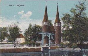 Netherlands Delft Oostpoort