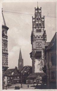 RP; FREIBURG I. BR., Baden-Wurttemberg, Germany, PU-1930; Schwabentor, Aufnah...