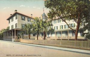 ST AUGUSTINE , Florida , 1900-10s , Hotel St. George
