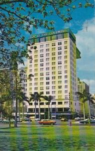 Florida Miami The Columbus Hotel 1972