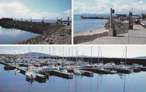 Fishing Boats, La Promenade du Vieux Quai et la Marina, Sept-Iles, Quebec, Ca...