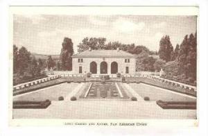 Aztec Garden & Annex, Pan American Union, Washington DC 40-50s