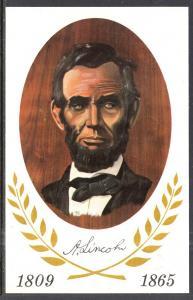 Abraham Lincoln BIN