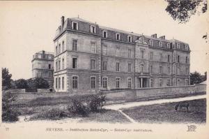 NEVERS, Institution Saint-Cyr, Nievre, France, 00-10s