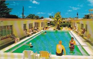 Florida Clearwater Beach Golden Villa Motel With Pool