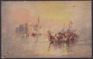 Glorious Vencie,Tuck's Oilette Postcard