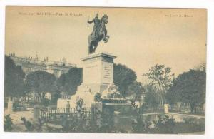 Madrid, Spain, 00-10s Plaza de Oriente