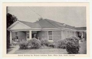 Kinard Building For Women,Lowman Home,White Rock,South Carolina,20-40s