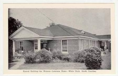 Kinard Building For Women,Lowman Home,White Rock,South Carolina,20-40s
