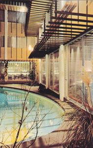 Indoor Swimming Pool, The Imperial Inn, Western International Hotel, Victoria...