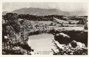 RP: Little Pigeon River & Mt Le Conte Tennessee , 1930-40s