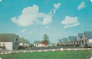 LINCOLN HIGHWAY ; WOOSTER , Ohio , 1950-60s ; HillTop Motel