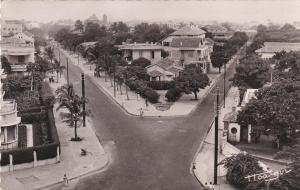 RP, Une Vue Du Plateau, DAKAR, SENEGAL, Africa, PU-1952