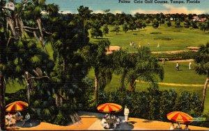 Florida Tampa Palma Ceia Golf Course
