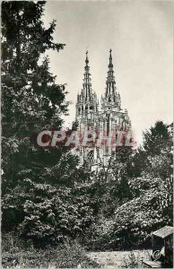 Modern Postcard The Thorn Notre Dame The Arrows