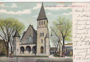 New Jersey Somerville Second Reformed Church