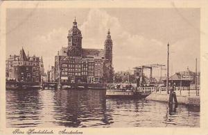 Prins Hendrikkade, Amsterdam (North Holland), Netherlands, 1910-1920s