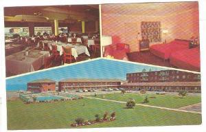 Multi views,Westpoint Motor Hotel & Restaurant overlooking Lake Ontario, Cana...