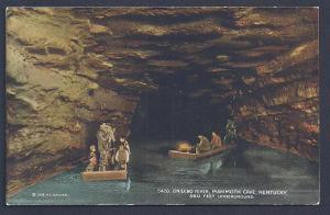 Echo River Mammoth Cave Kentucky unused c1919