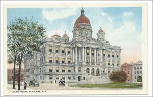 Court House, Syracuse NY