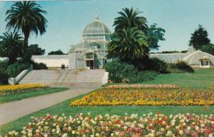 California San Francisco Conservatory Golden Gate Park