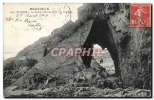 Postcard Old Stables La Roche Tagarienne and foolish Fantorac