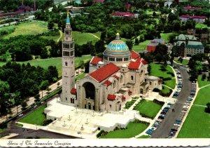 Washington D C Shrine Of The Immaculate Copnception