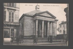 089579 FRANCE Paris Saint-Pierre de gros-Caillou Vintage PC