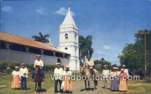 Panama Republic of Panama Montunos of OCU, Los Santos
