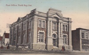 NORTH BAY , Ontario , Canada ,1900-10s ; Post Office version 2