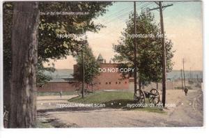 Site of Old Fort Schuyler, Utica NY