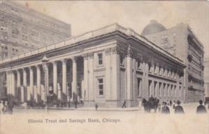 Illinois Trust and Savings Bank Chicago Illinois 1908