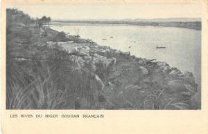 BR57024 Les rives du niger    Africa sudan soudan