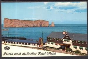 Hotel Motel,Perce-sur-mer,Perce,Quebec,Canada BIN