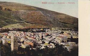 Aerial, Naplouse, Shechem, Nablus (Sichem), Palestine 1900-1910s