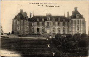 CPA  Cháteaux de la Loire-Inférieure - Plessé - Cháteau de Carheil (588089)