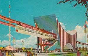 New York World's Fair 1964-65 The AMF Monorail