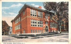 High School Monticello New York