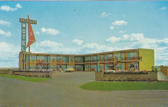 Canada Satellite Motel Medicine Hat Alberta