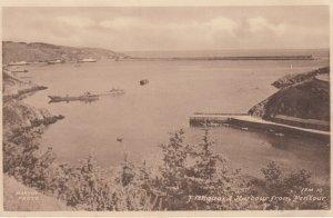 Fishguard , Pembrokeshire , Wales , 1910-30s ; Harbour